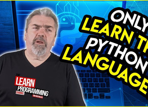 Is It Enough to Only Learn Python?