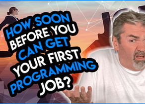 When Can I Get a Job After Completing an Online Programming Course?