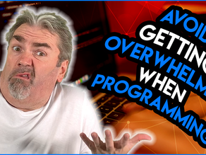 Overwhelmed by Big Projects? – How to Tackle New Programming Projects