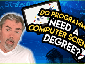 Do I Need a Degree to Be a Software Developer?
