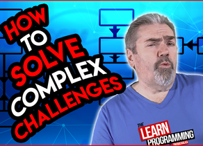 Solving Programming Problems and Challenges Step-by-Step