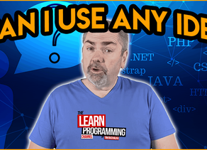 Can You Use Any IDE When Learning How to Code?