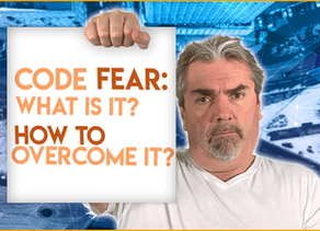 Fear of Coding and How to Overcome It