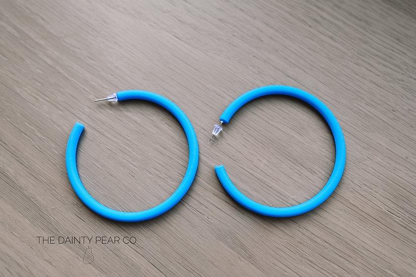 Thin Blue Hoops