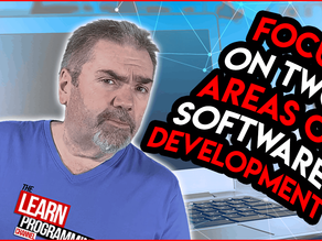 Is It Possible to Focus on Two Areas of Software Development?