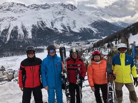 St.Moritz, February 8-16, 2020