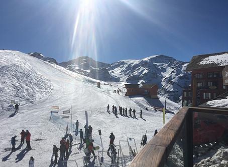 Chile, South America 2018