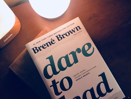 Dare to Lead: Lean into your Fear