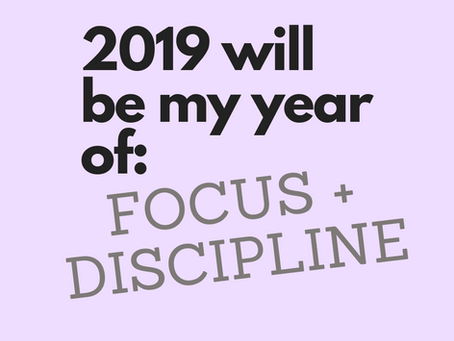 New Year, Same Goals? A Roadmap for Developing Habits for Success in 2019