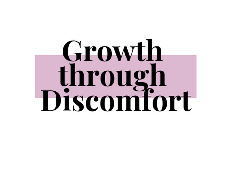 Growth through Discomfort: My Learnings through Preparing for a TEDx Talk