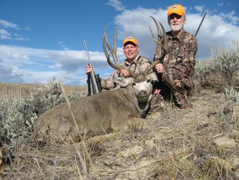 Muel Deer Wyoming Five Star Expeditions