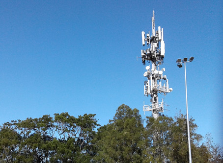 Council warns of Optus tower risk (21 Aug 2020)
