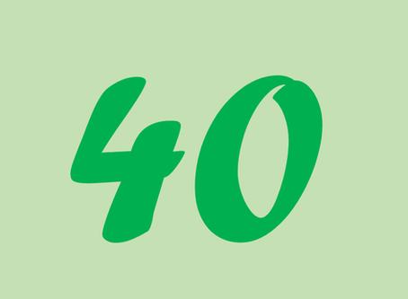CCLF celebrates 40th anniversary this year