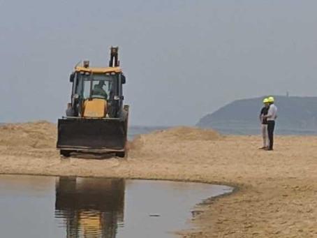 Council opens Lagoon as heavy rains fall (11-Mar-20)