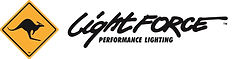 LF-RooSign-LightforceScript-Pantone1235C