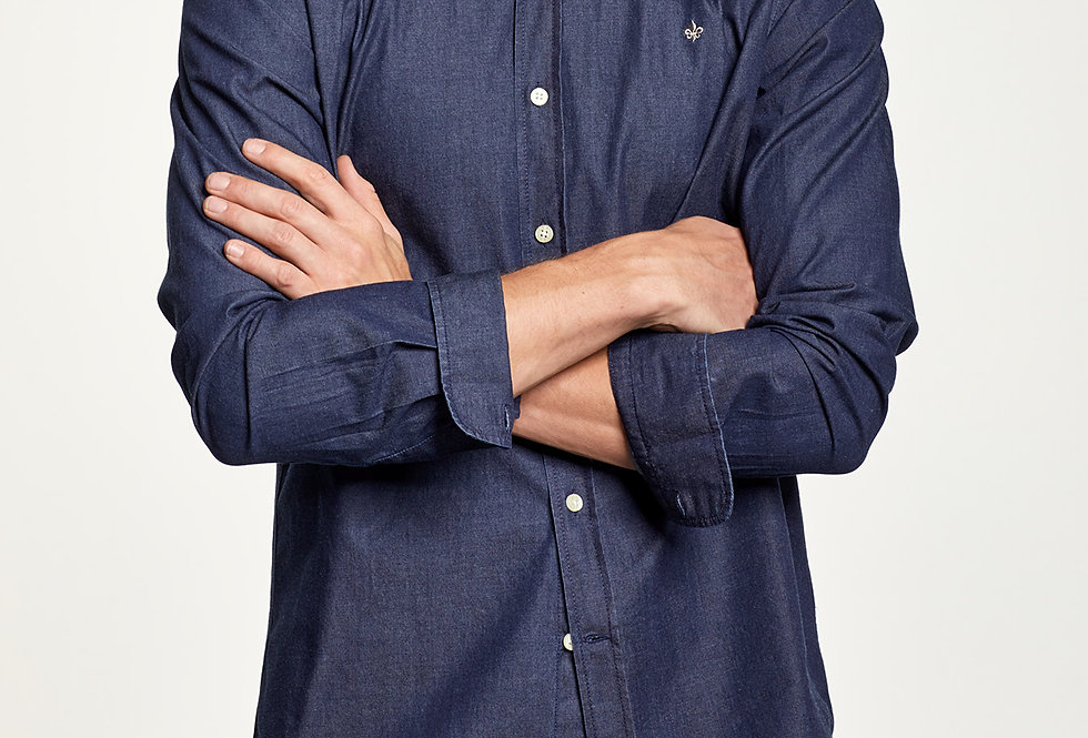 Julian Button Down - Morris Stockholm