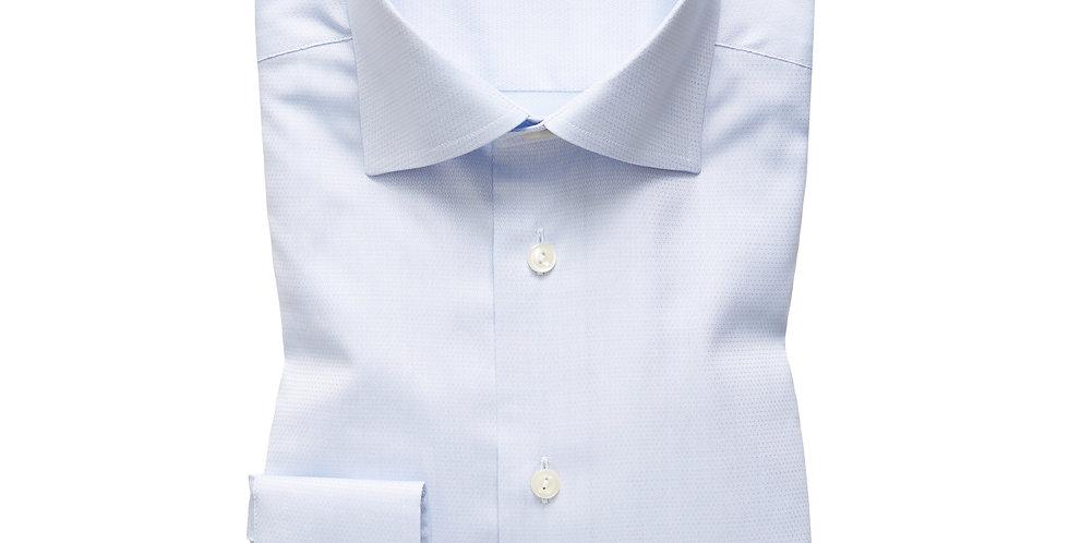 Slim skjorte - ETON - Lyseblå
