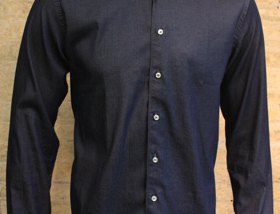 Sand skjorte - Jacky SC - Denim