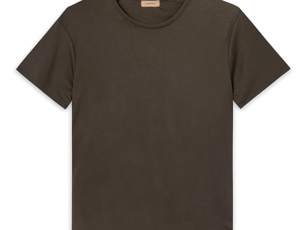 Treves Organic Cotton T-shirt - Rue De Tokyo