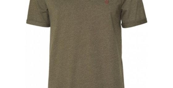 Les Deux Nørregaard T-shirt Dark Green