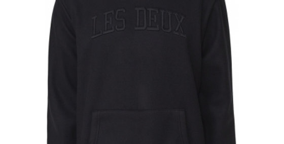 Les Deux Avenue Fleece Black