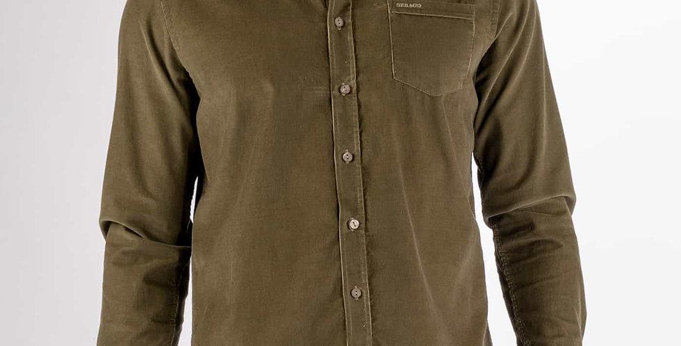 Skjorte Sebago Green