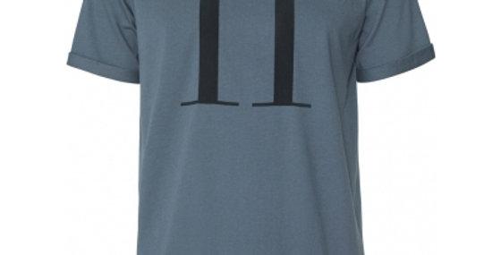 Les Deux Encore T-shirt Blue Fog