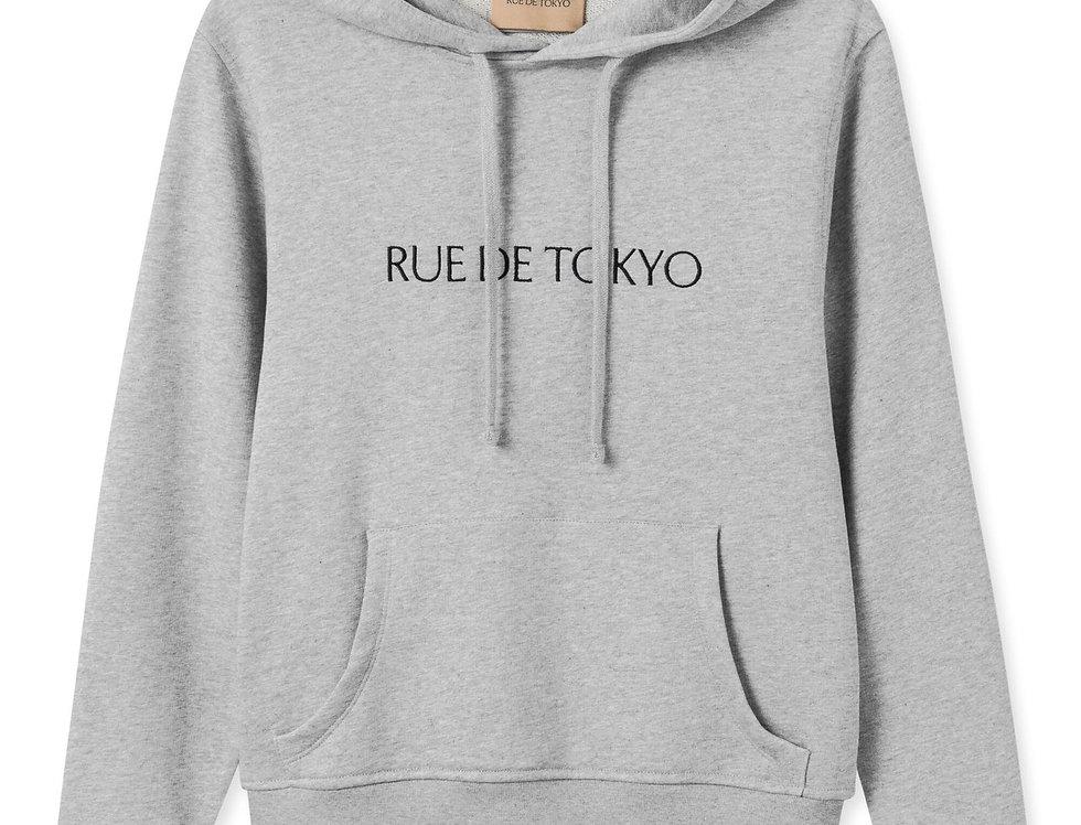 Tice Unisex Organic Cotton Hoodie - Rue De Tokyo