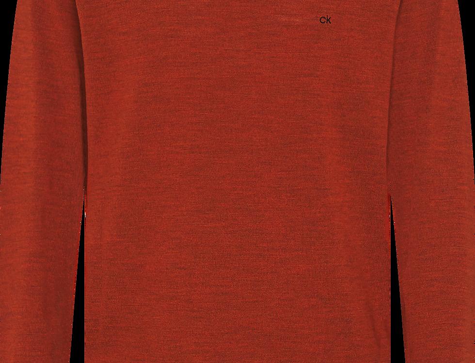 Superior Wool Crew Neck - Calvin Klein