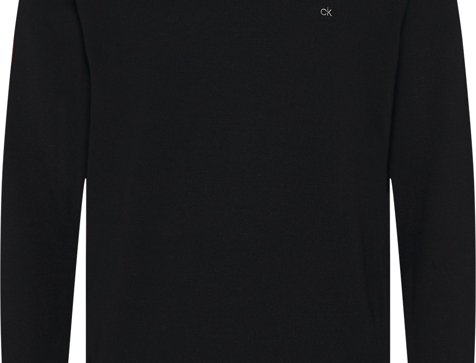 Superior Wool Crew Neck - Calvin Klein
