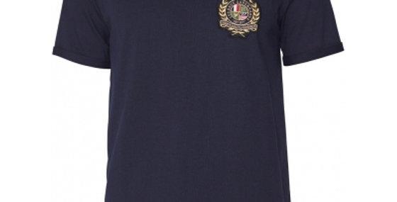 Les Deux Egalite T-shirt Navy