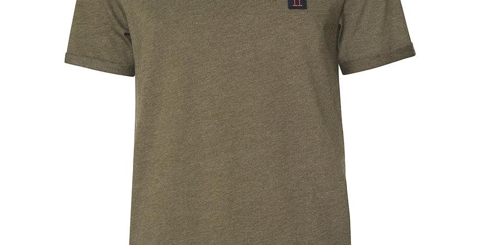 Les Deux Piece T-shirt Dark Green