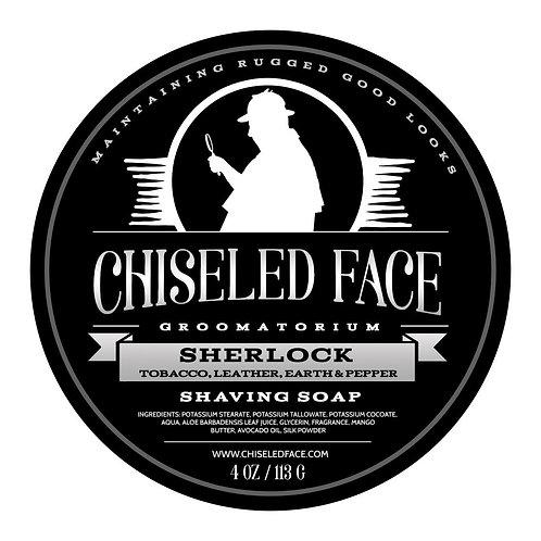 Sherlock- Shaving Soap