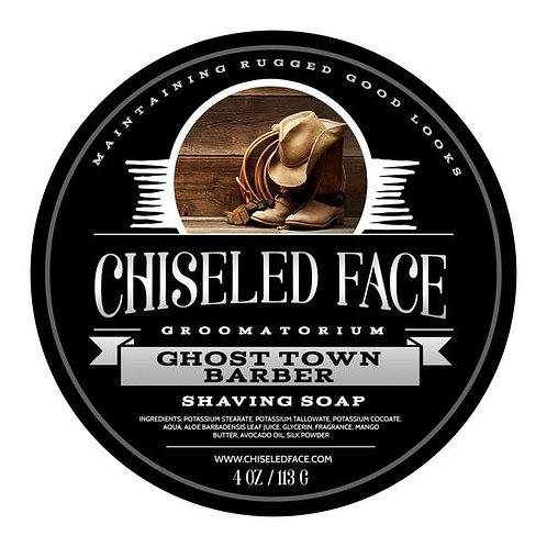 Ghost Town Barber - Shaving Soap
