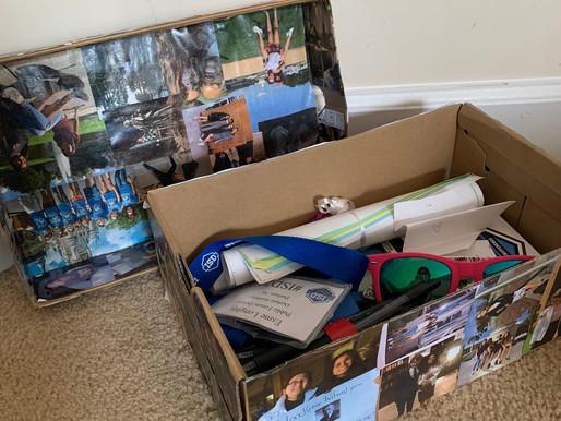 DIY Debate Memory Box