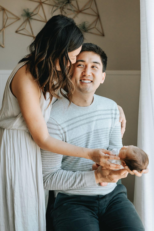 San Mateo Newborn Photographer