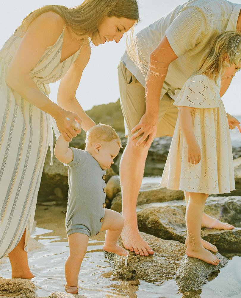 Lifestyle Family Photographer Oahu
