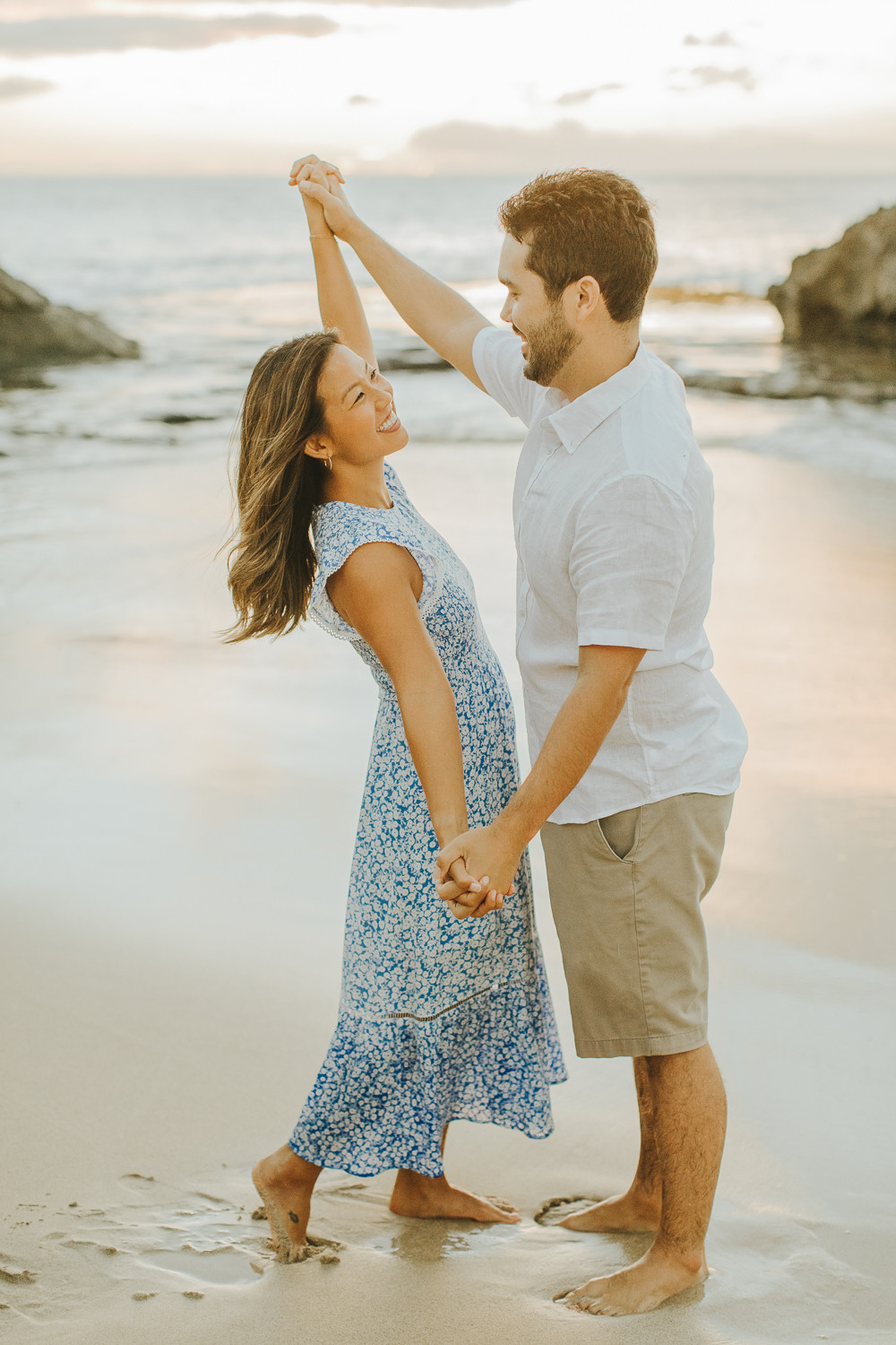 Lihue Engagement Photographer