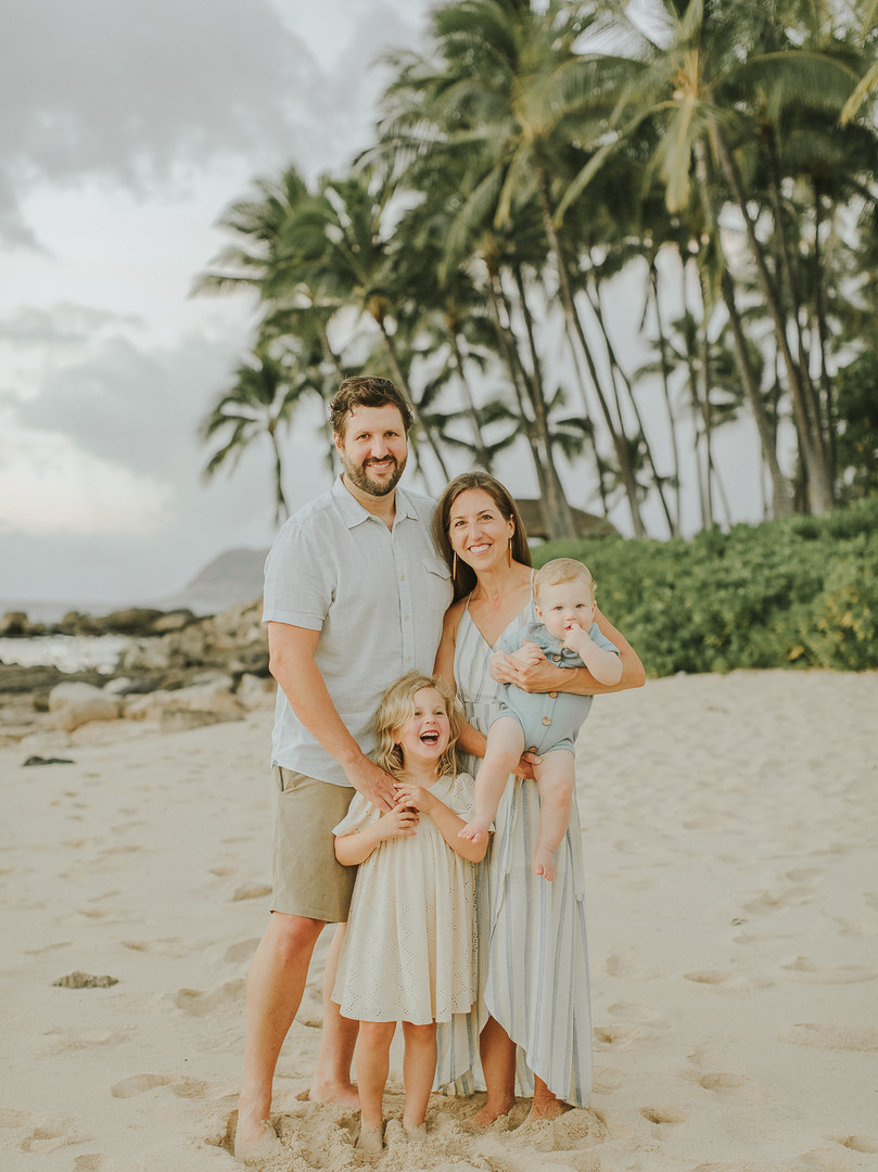 Hawaii Family Photographers