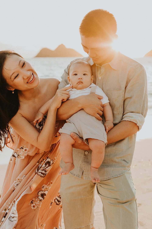 Kailua Family Photographer