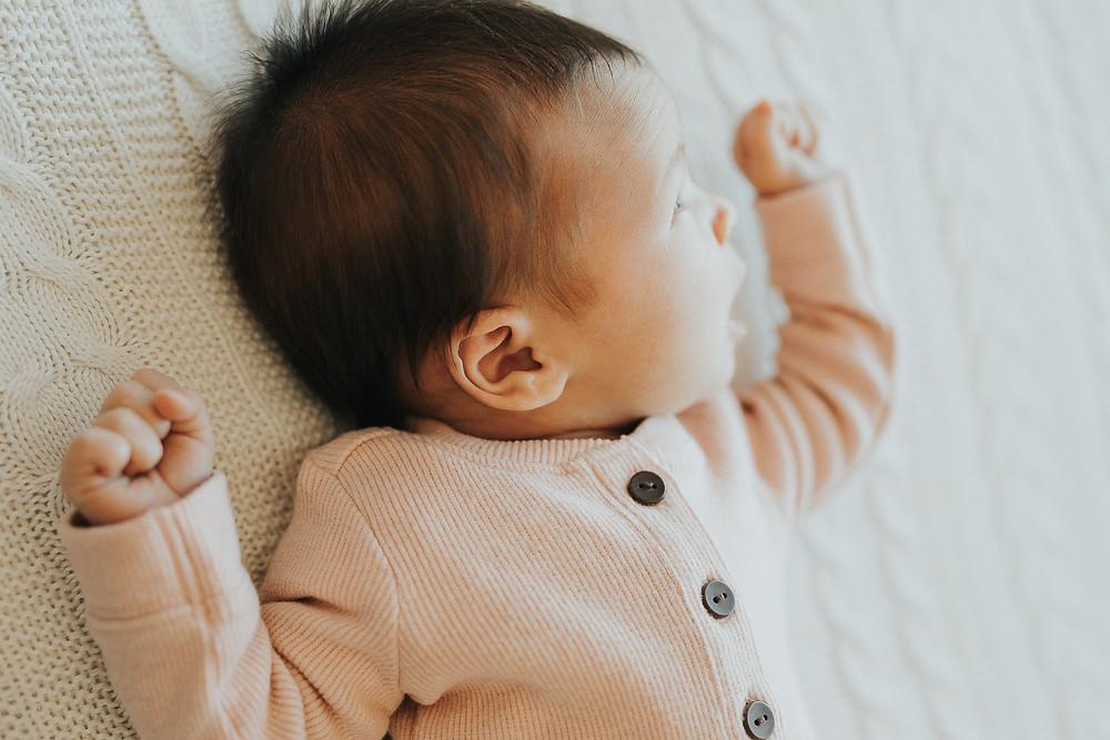 Pacifica Newborn Photographer