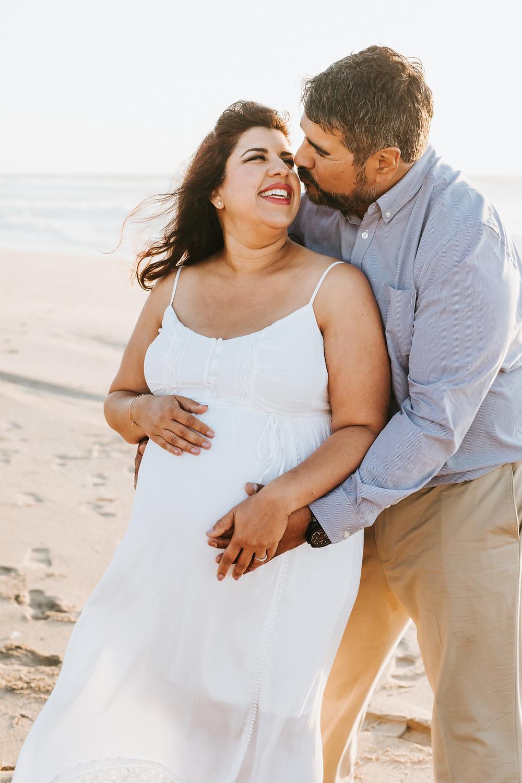 Half Moon Bay Maternity Photographer