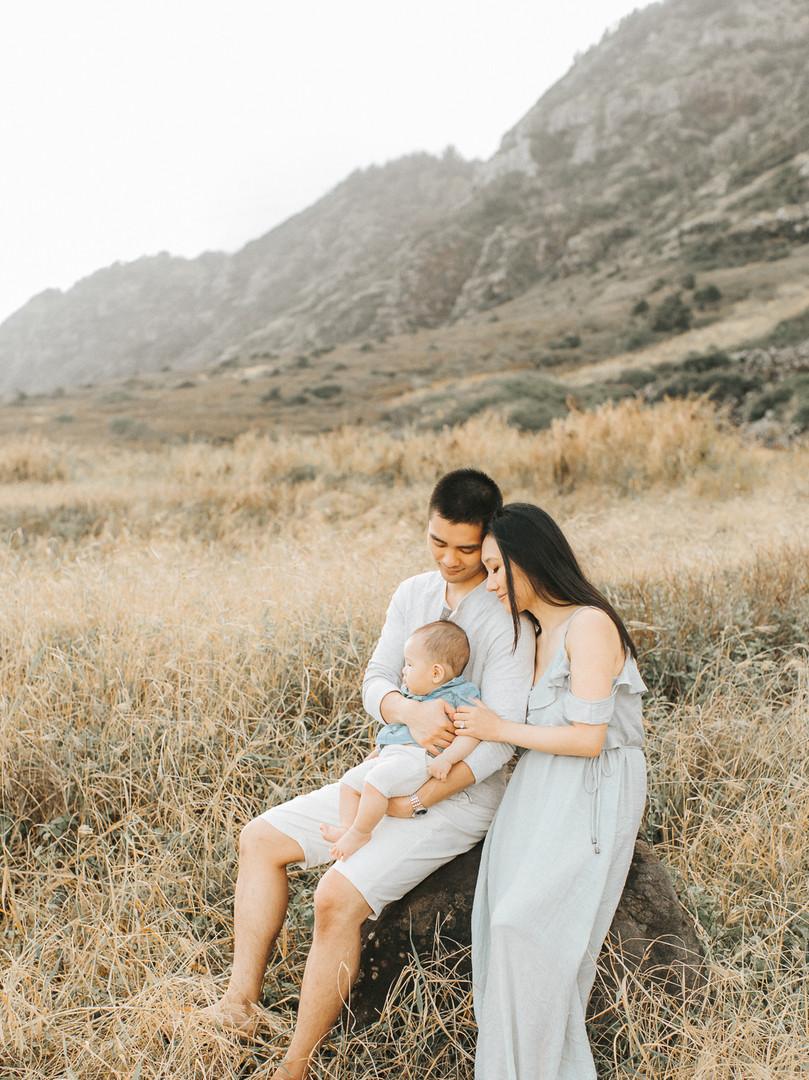 Top Family Photographer Oahu