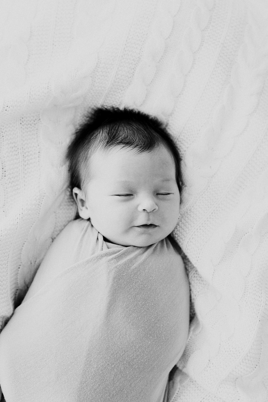 CPMC Van Ness Newborn Photographer