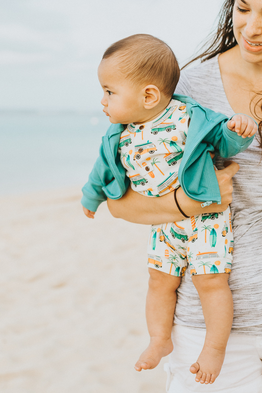 Sourcing Hawaii Baby Models