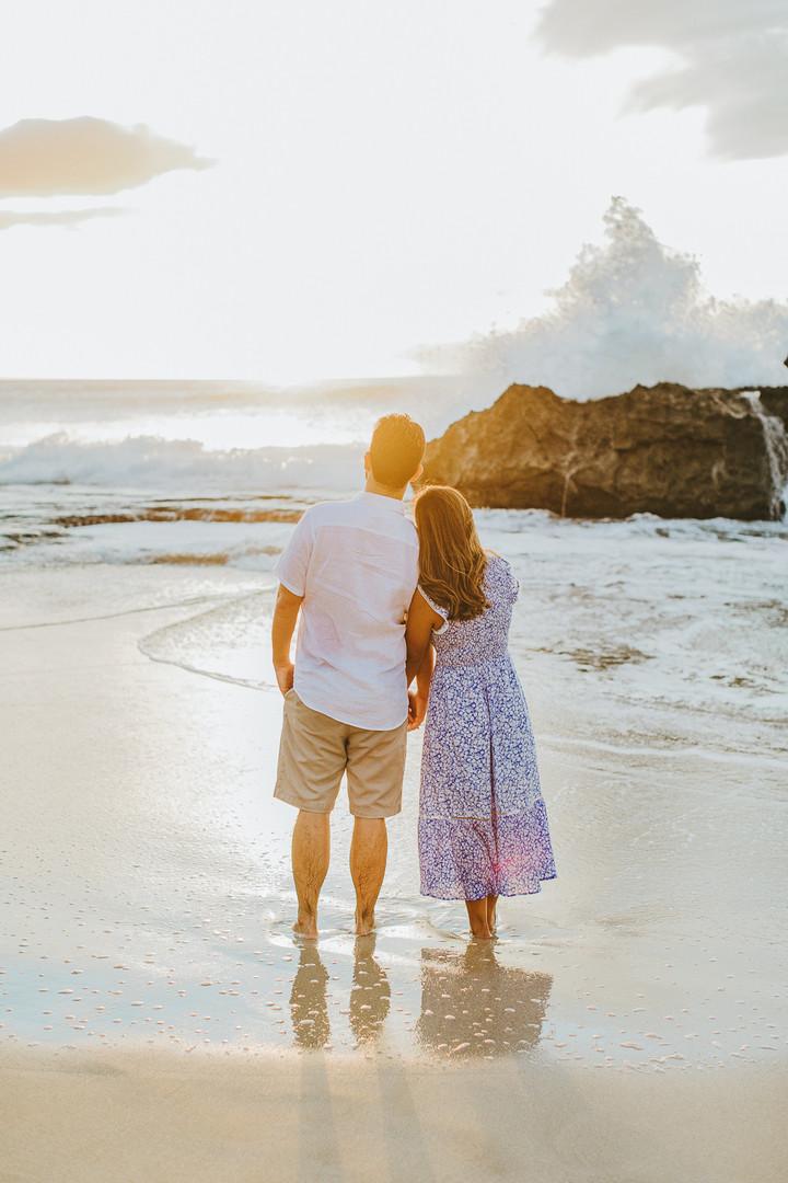 Kailua Couples Photographer