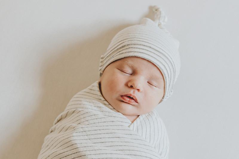 A Newborn Session in Burlingame, CA