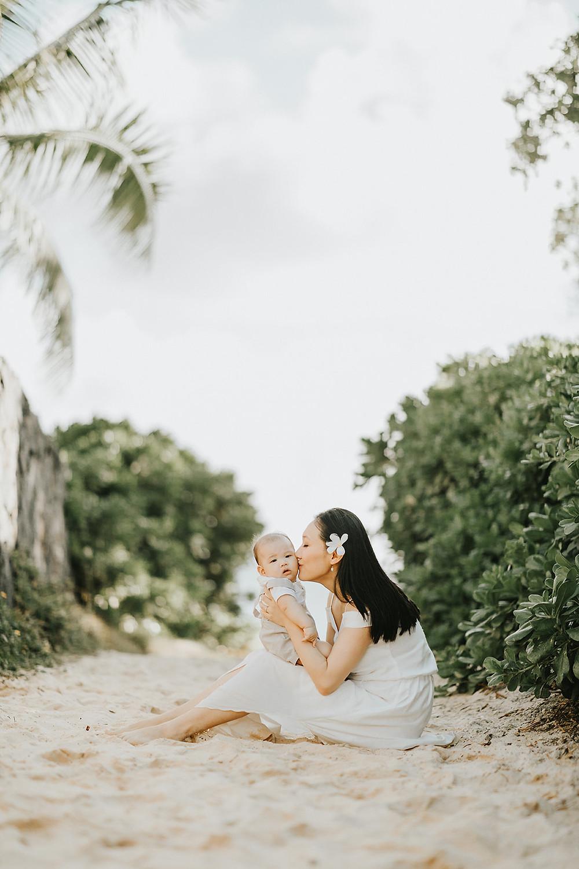 Kailua Baby Photographer