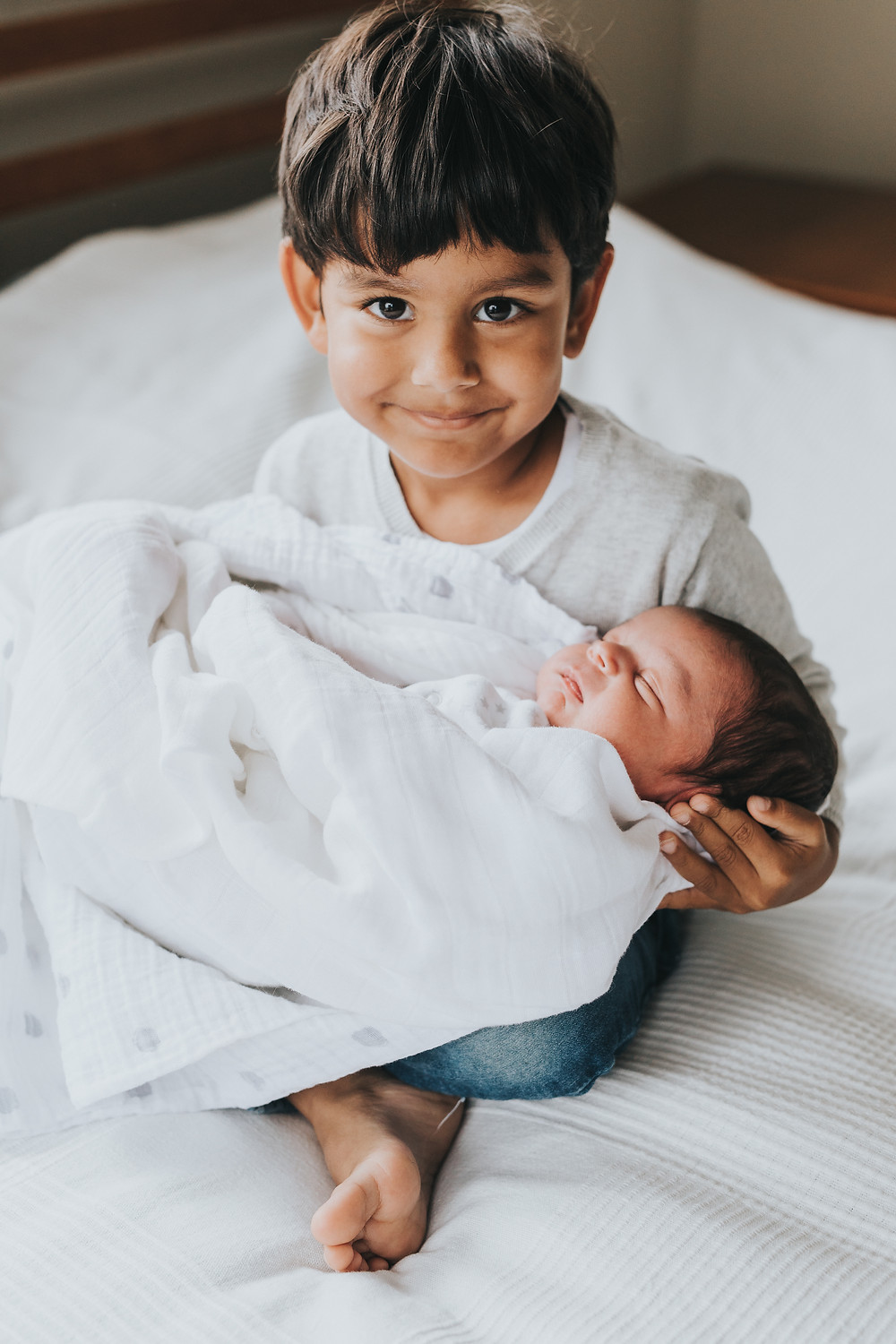 San Francisco Newborn Photography