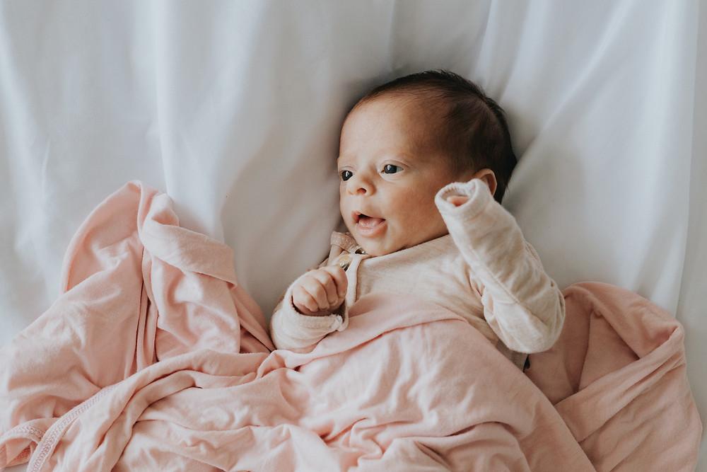 East Bay Newborn Photographer
